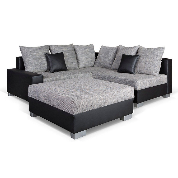 ecksofa venus monaco g nstig kaufen mit o ohne hocker. Black Bedroom Furniture Sets. Home Design Ideas
