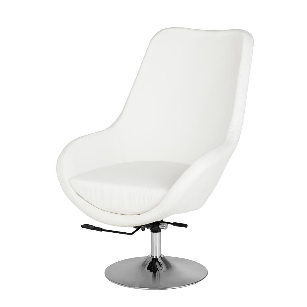 Loungesessel weiß  Günstiger Möbel und Designermöbellieferung | Loungesessel Paula ...
