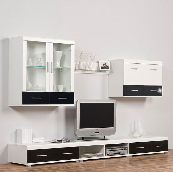tv medienwand olli roller interessante ideen f r die gestaltung eines raumes in. Black Bedroom Furniture Sets. Home Design Ideas