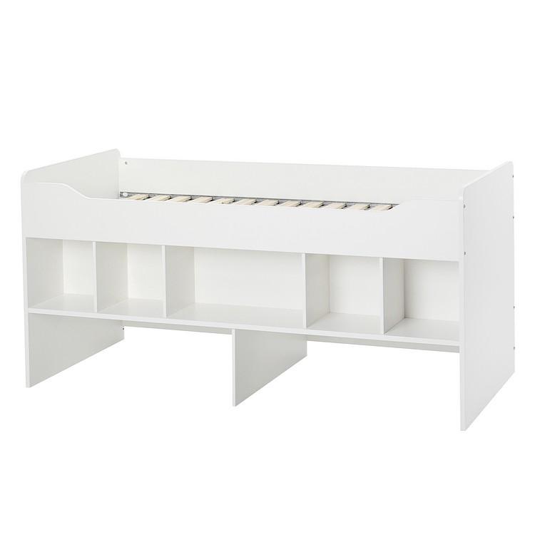 Stauraumbett Combee II – Weiß – Basismodell, Kids Club Collection bestellen