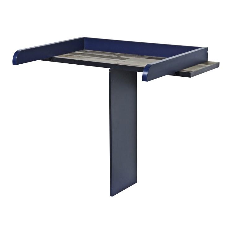 wickelaufsatz capt n sharky blau treibholzlook. Black Bedroom Furniture Sets. Home Design Ideas