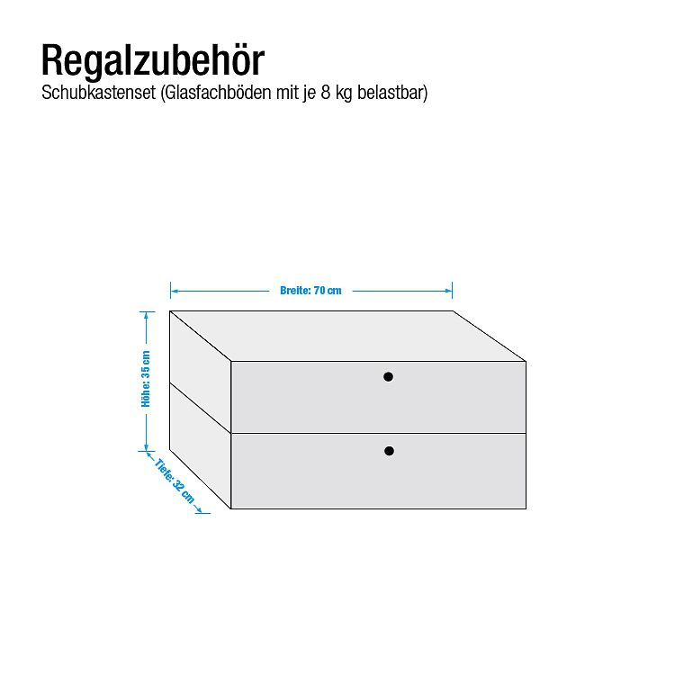 regal 70 cm breit preisvergleiche erfahrungsberichte. Black Bedroom Furniture Sets. Home Design Ideas