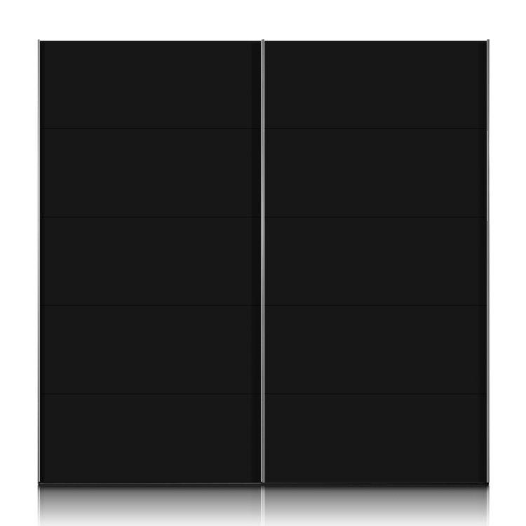 schwebet renschrank inline schwarz breite 152 cm. Black Bedroom Furniture Sets. Home Design Ideas