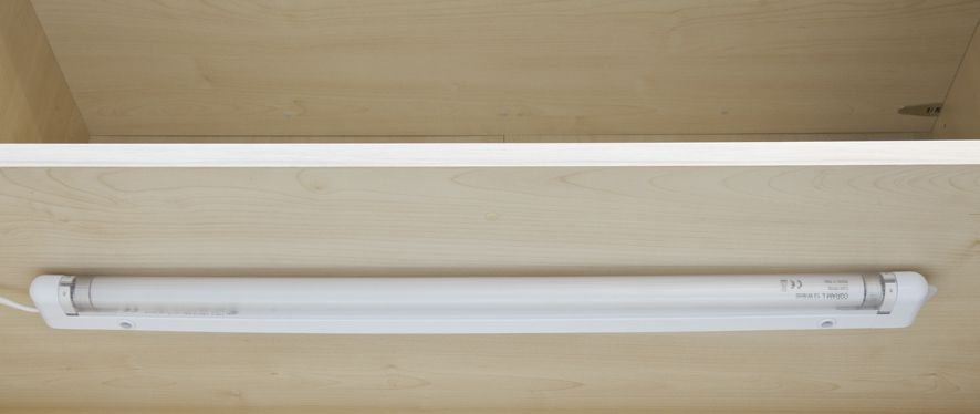 Innenbeleuchtung Kleiderschrank - Schrankteilbreite 100/102cm