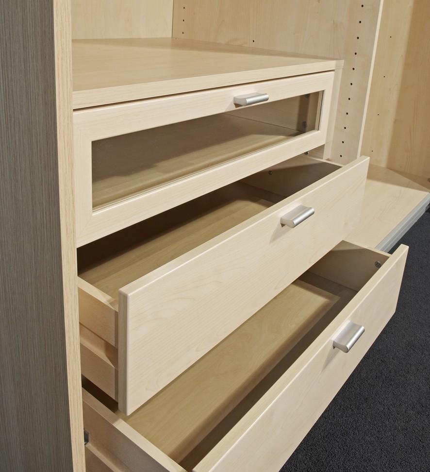 schubkasten set schrankteilbreite 50 52cm mittelwandeinbausatz kompatibel. Black Bedroom Furniture Sets. Home Design Ideas