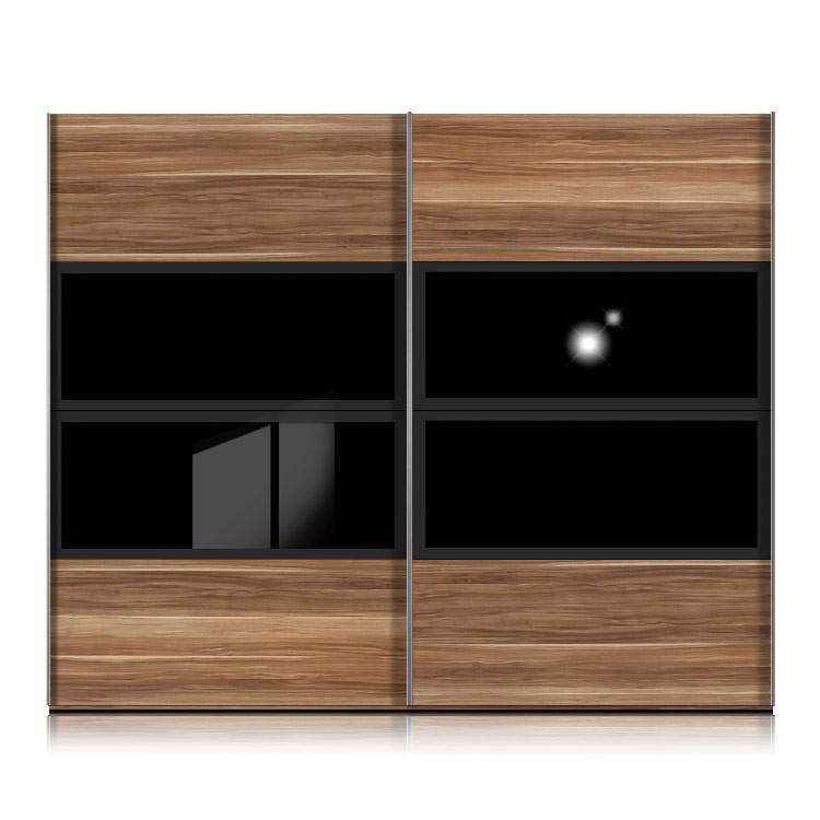 arte m kick bett nussbaum die neuesten innenarchitekturideen. Black Bedroom Furniture Sets. Home Design Ideas