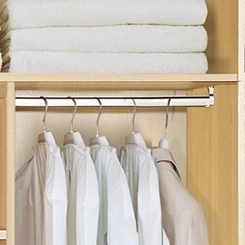 Kleiderstange - Schrankteilbreite 50/52cm