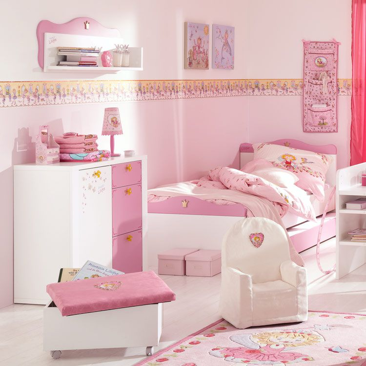 juniorzimmer sparset prinzessin lillifee 2 teilig. Black Bedroom Furniture Sets. Home Design Ideas