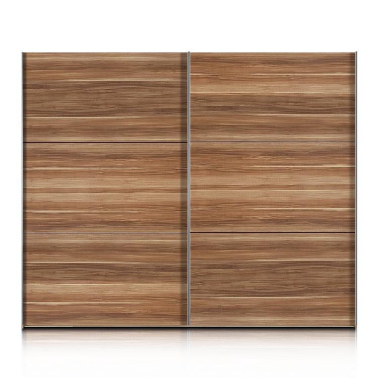 schwebet renschrank trio plus nussbaum breite 252 cm. Black Bedroom Furniture Sets. Home Design Ideas