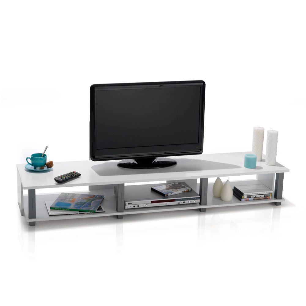 TV-Board Austin - Weiß