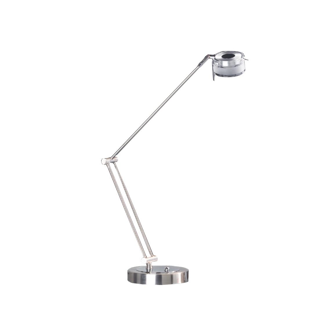 LED-Stehleuchte RIM ● Stahl ● Silber- Paul Neuhaus A+