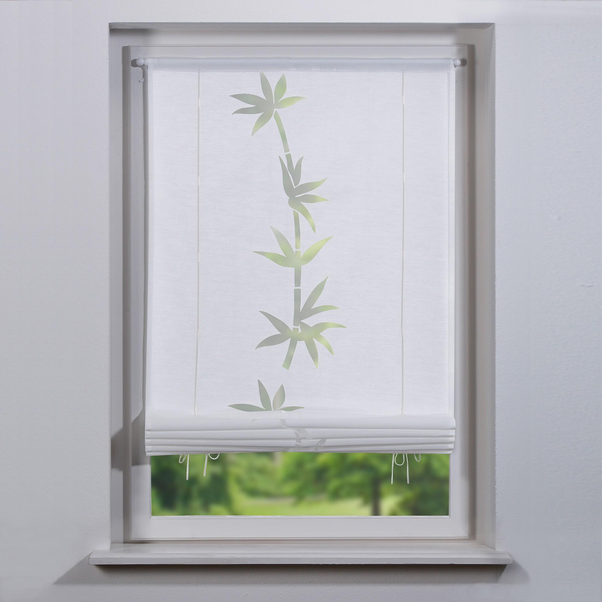 Bändchenrollo – 145 x 60 cm, Home Wohnideen günstig