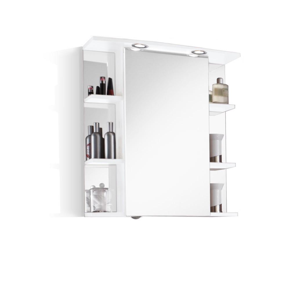 Spiegelschrank Richmond - Weiß