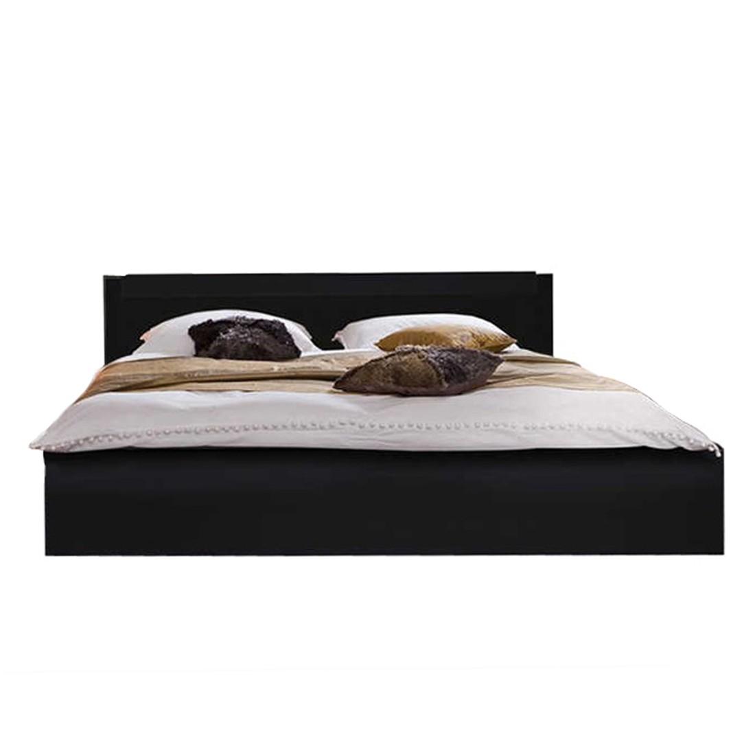 Bett 180x210 for Bett schwarz