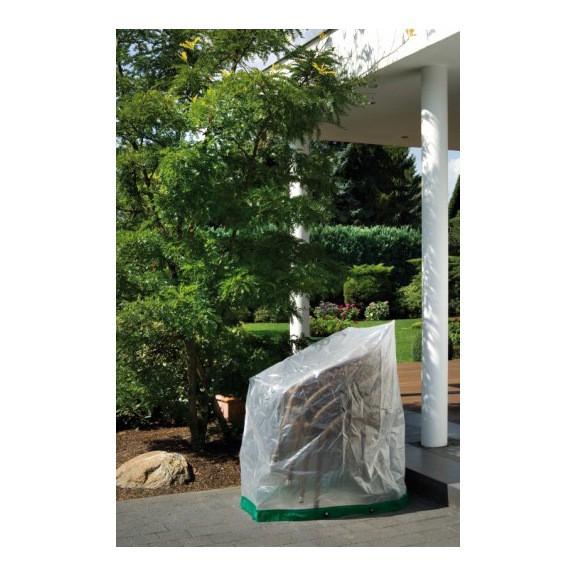 Schutzhüllen Wind und Wetter – für ovale Tische bis 230 cm, Belardo günstig online kaufen