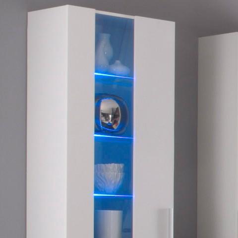 Style LED-Beleuchtung 3er Set - blau