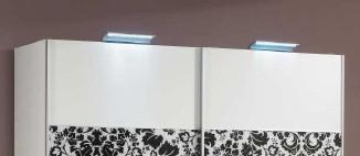LED-Aufbaubeleuchtung Toano (2er-Set), Bellinzona günstig