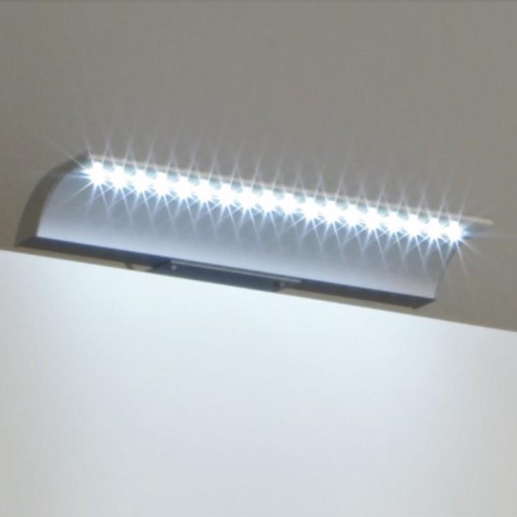 LED-Aufbaubeleuchtung Trevi (2er-Set)