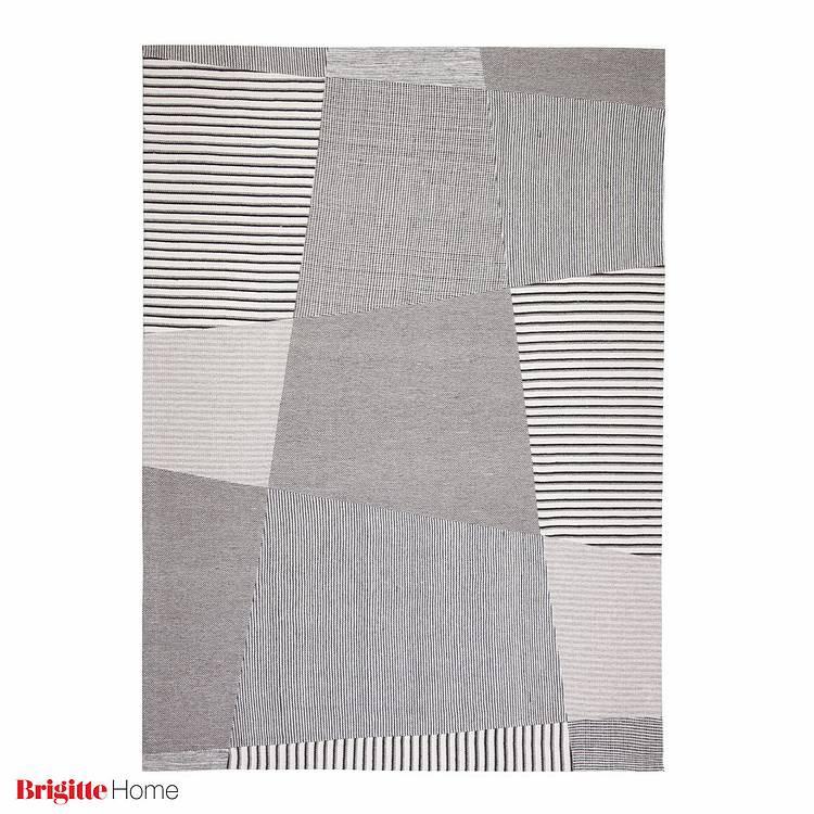 Teppich Easy Sunset – Handgewebt – 170 x 240 cm, Brigitte Home günstig