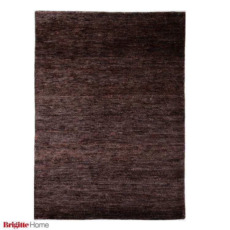 Teppich Global Passion – Handgeknüpft – Kaffee- Braun – 170 x 240 cm, Brigitte Home kaufen