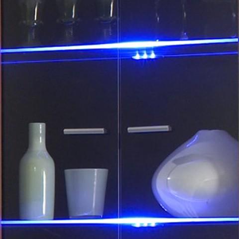 EEK A+, LED Belechtung LEDream 2er – blau, California jetzt bestellen