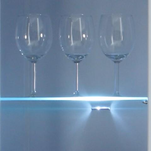 beleuchtung mert einzeln wei farbe wei. Black Bedroom Furniture Sets. Home Design Ideas