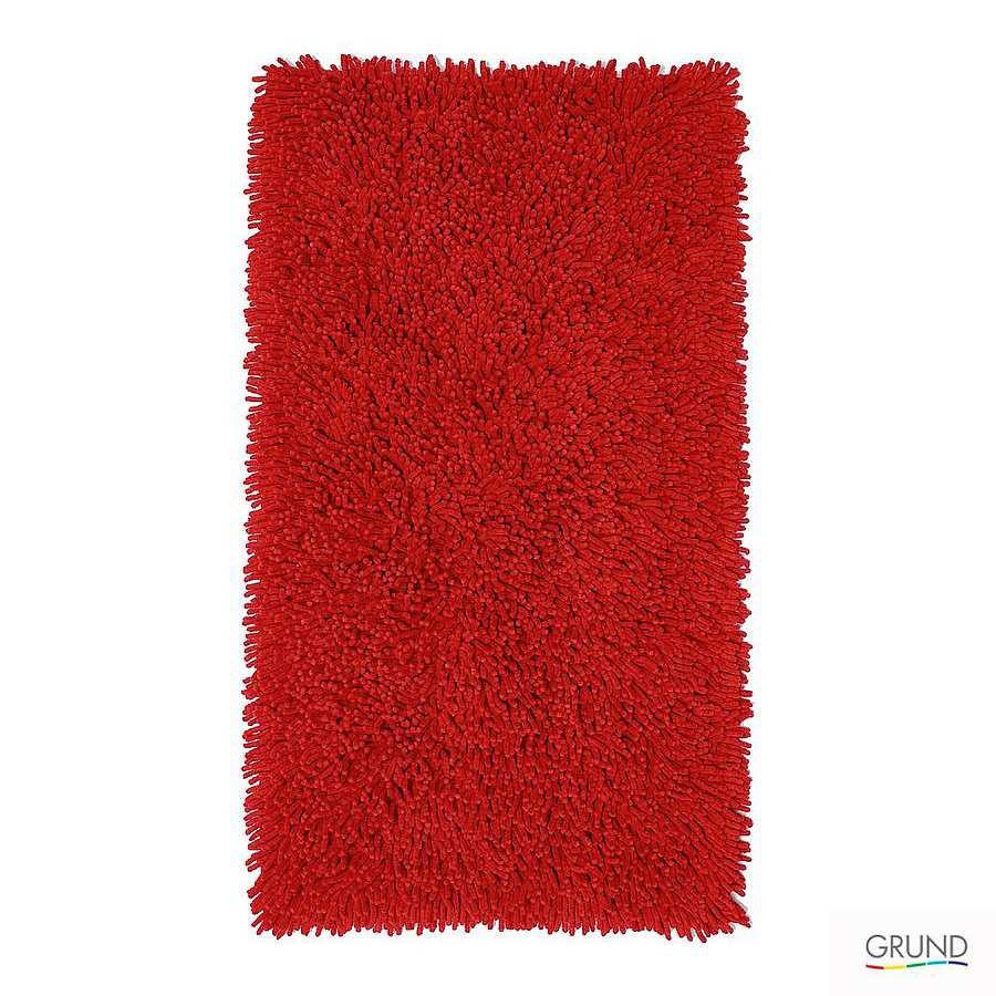 Badteppich CORALL Rot – 60x90cm, Grund günstig online kaufen