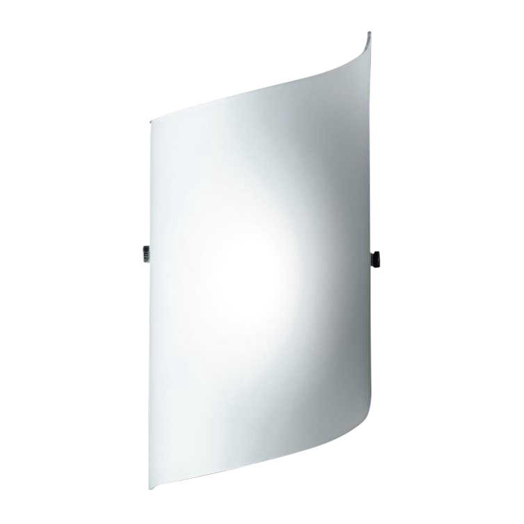 EEK A++, Wandleuchte Drive – 1-flammig – Energiesparleuchtmittel – Metall/Glas – Mattnickel/Weiß, Honsel bestellen