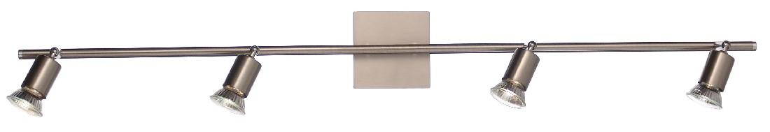 Wand-Deckenspot Vela - 4-flammig, Economic Lighting