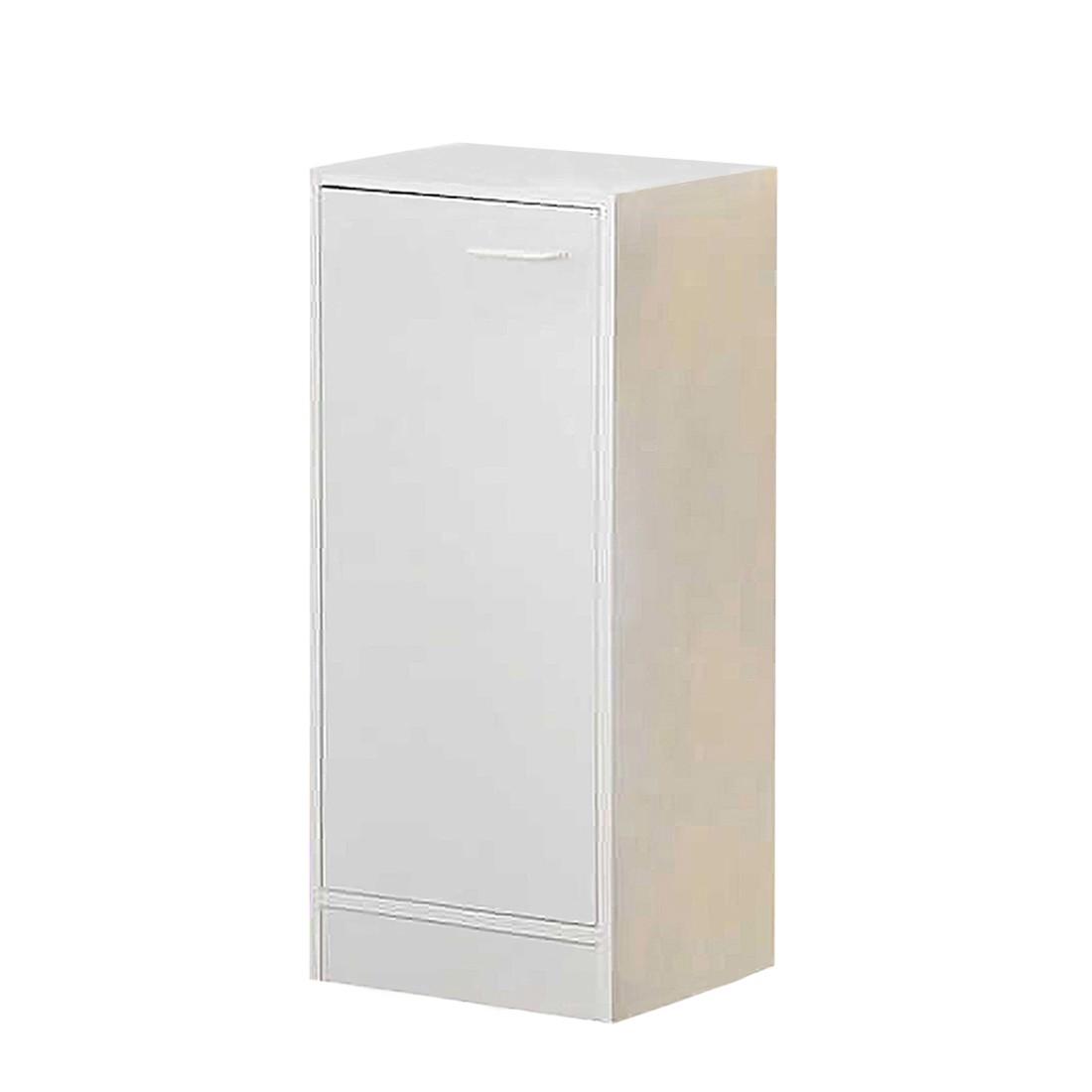 Unterschrank Edmonton - verschiedene Varianten - weiß  (2-türig mit 2 Schubladen - 67cm)