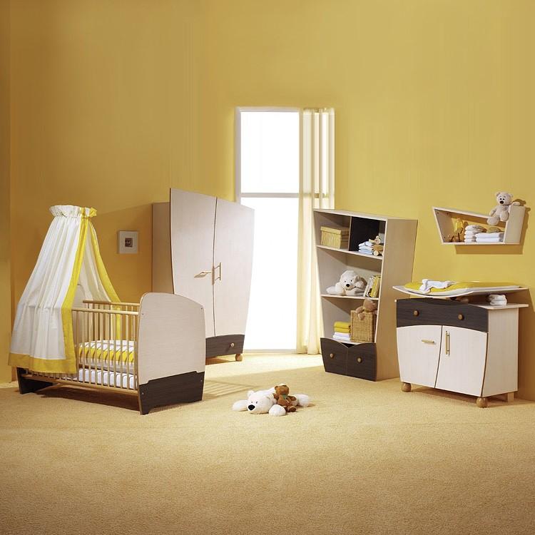 fantasia sparset 2 tlg babybett wickelkommode. Black Bedroom Furniture Sets. Home Design Ideas