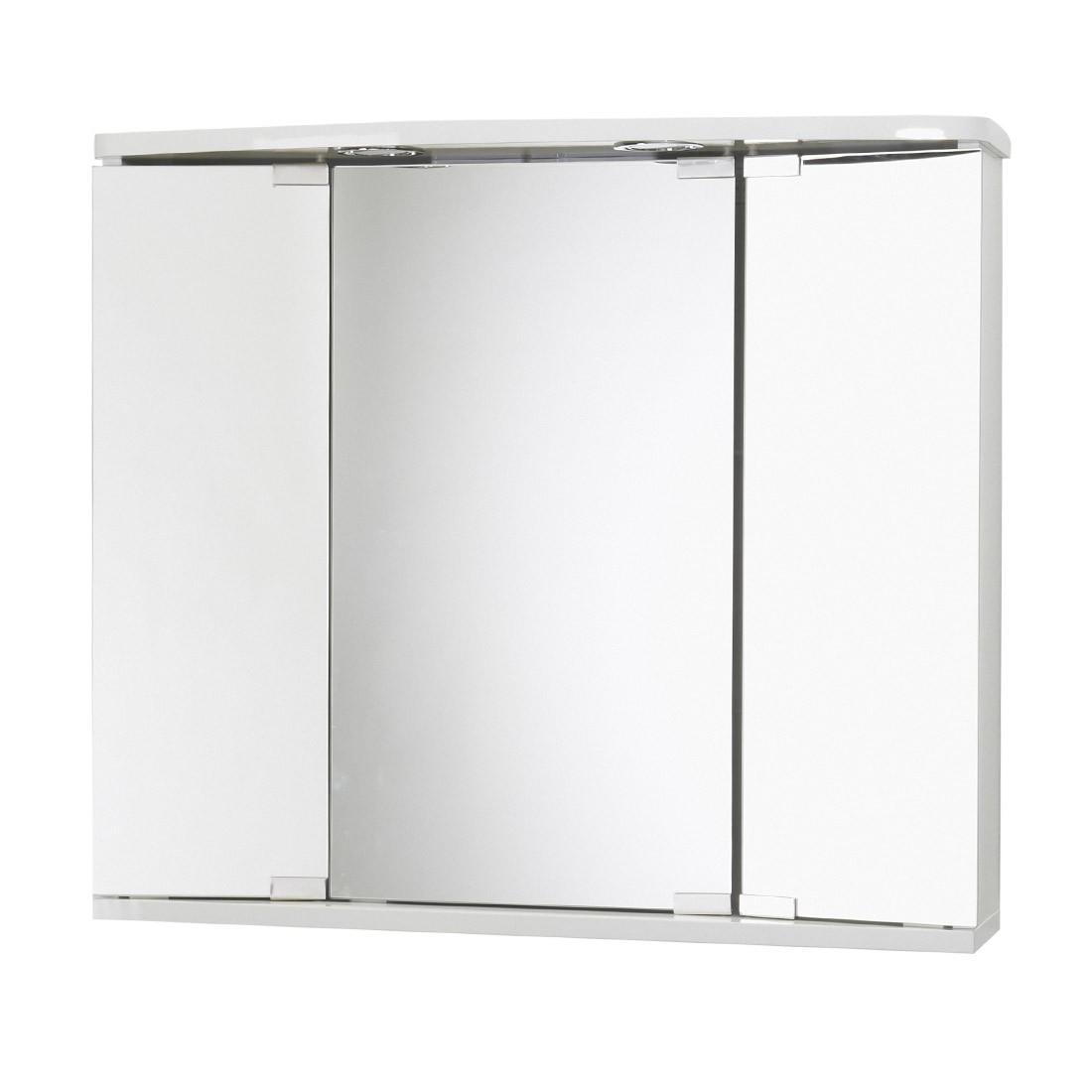 spiegelschrank funa 3d beleuchtet. Black Bedroom Furniture Sets. Home Design Ideas