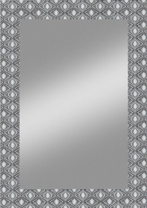 Spiegel Chango I – schwarz/weiß, Glasa-Line günstig kaufen