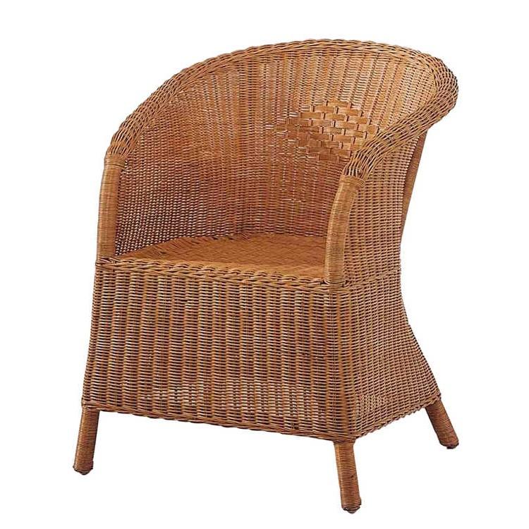 Sessel Grasse – Peddigrohr/Rattan – Honigfarben, Home Design günstig kaufen