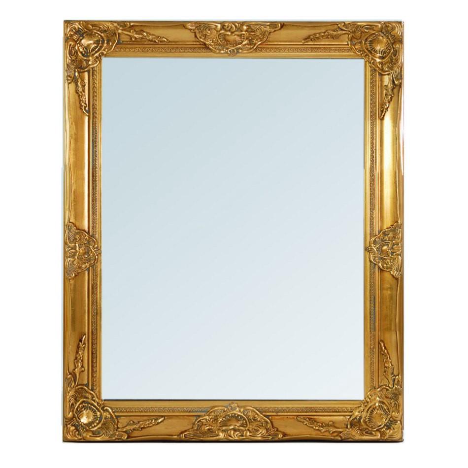 Spiegel Akzent – gold – 82cm, Jack & Alice jetzt kaufen