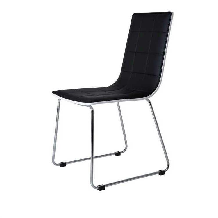 Stuhl High Fidelity (4er-Set) - in schwarz, Kare Design