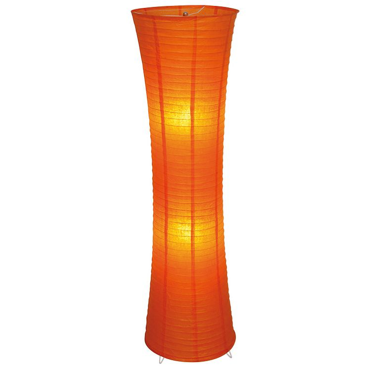 Himalaya Deko Stehleuchte ○ Orange- Lux A++ online kaufen