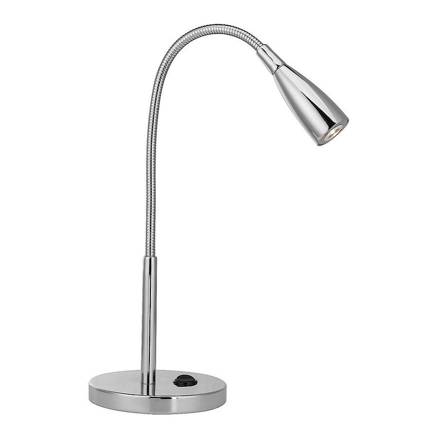 LED-Tischleuchte Levi ● Metall ● Silber- Paul Neuhaus A+