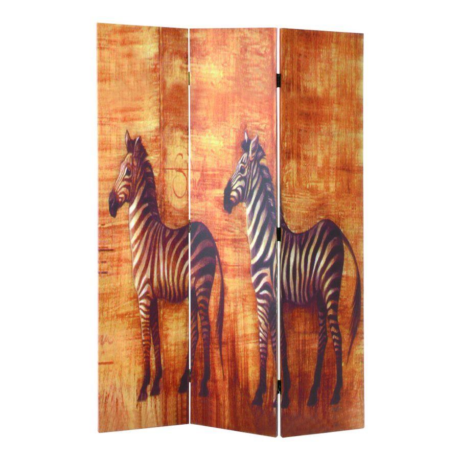 Paravent Togo Zebra