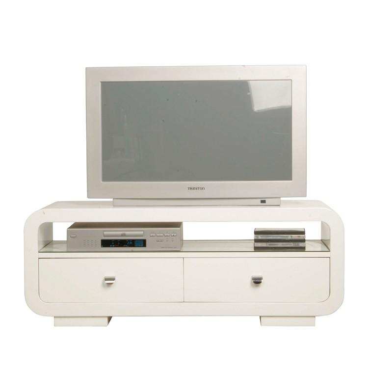 White Club TV-Regal - in weiß, Kare Design