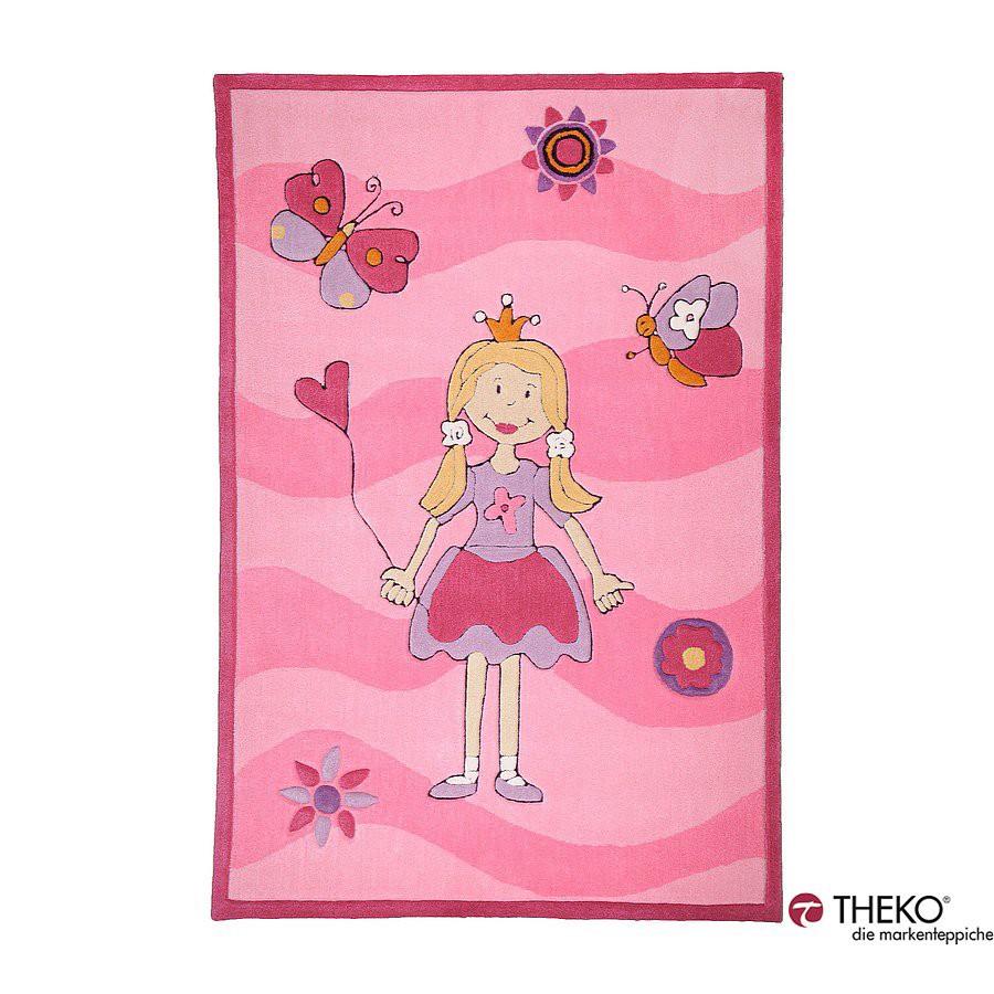 Kinderteppich Maui - Prinzessin - 120x180cm, Theko die markenteppiche