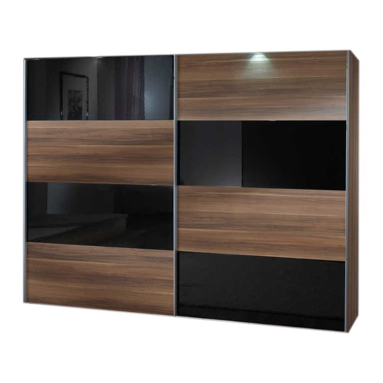 schwebet renschrank easy plus c franz sisch nussbaum. Black Bedroom Furniture Sets. Home Design Ideas
