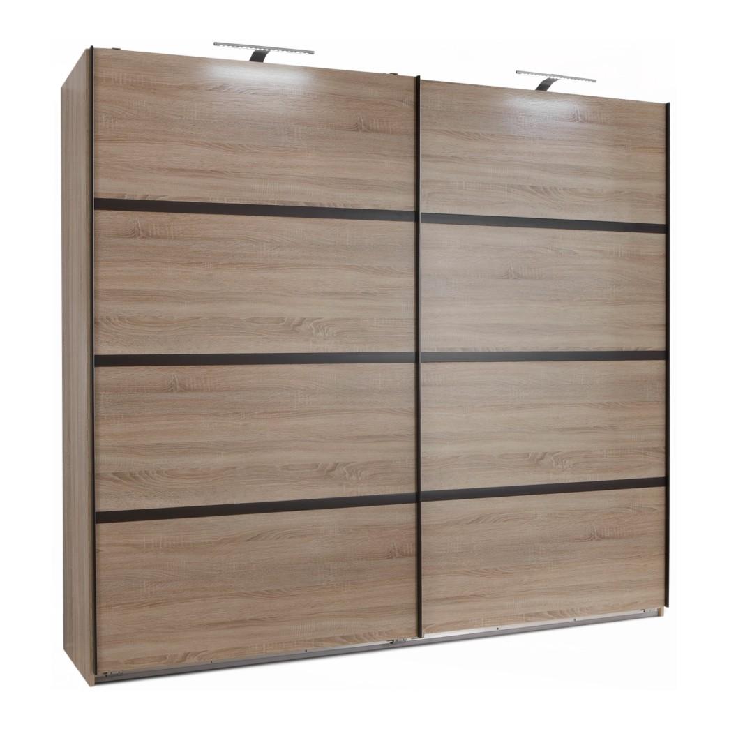 schwebet renschrank champion eiche s gerau dekor lava. Black Bedroom Furniture Sets. Home Design Ideas