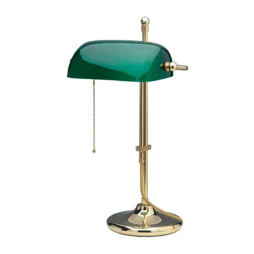 EEK A++, Tischleuchte Kramer – Poliert – Glas – grün, LMS Leuchten jetzt kaufen