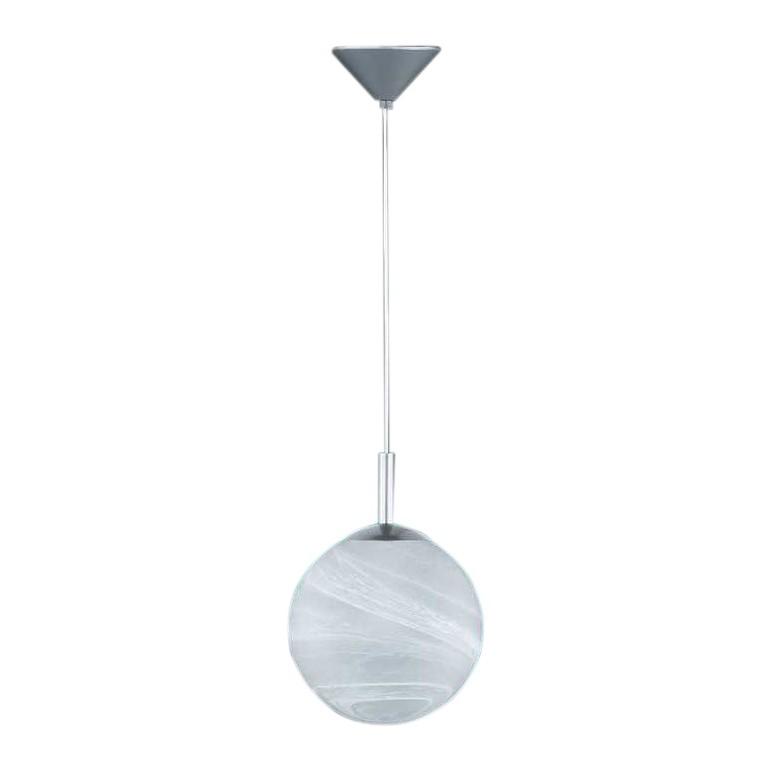 Pendelleuchte Kugel - Aluminium - Durchmesser: 20 cm - Aluminium, Honsel
