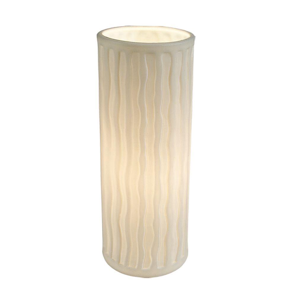 Porzellantischleuchte -Weiß, Näve günstig online kaufen