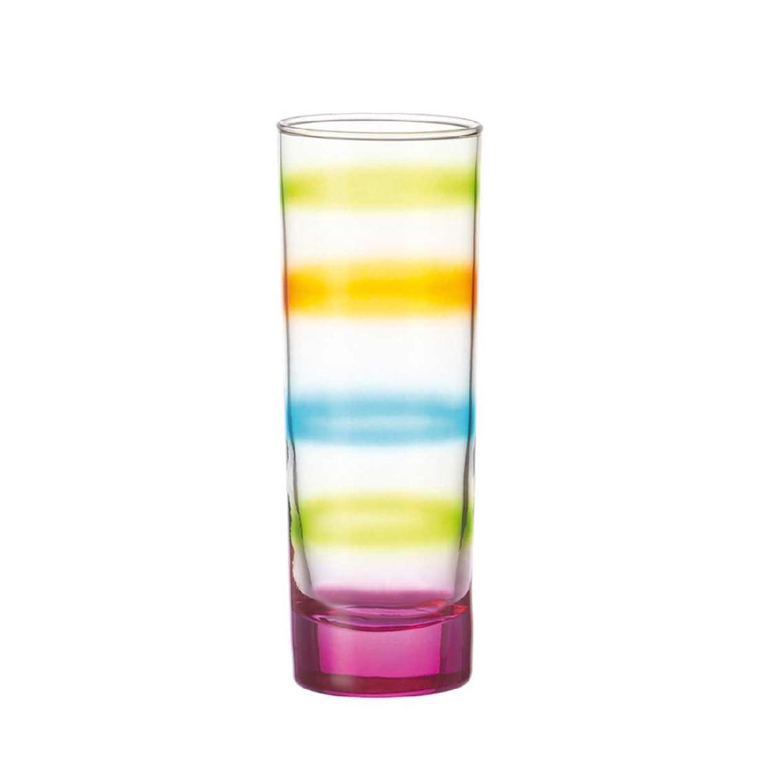 Becher Rainbow (6er-Set) – Pink, Leonardo günstig online kaufen