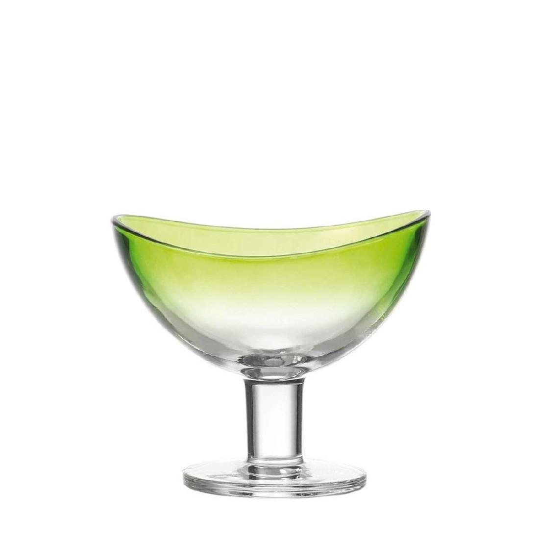 Eisschale Loop (2er-Set) – Apfelgrün, Leonardo online bestellen