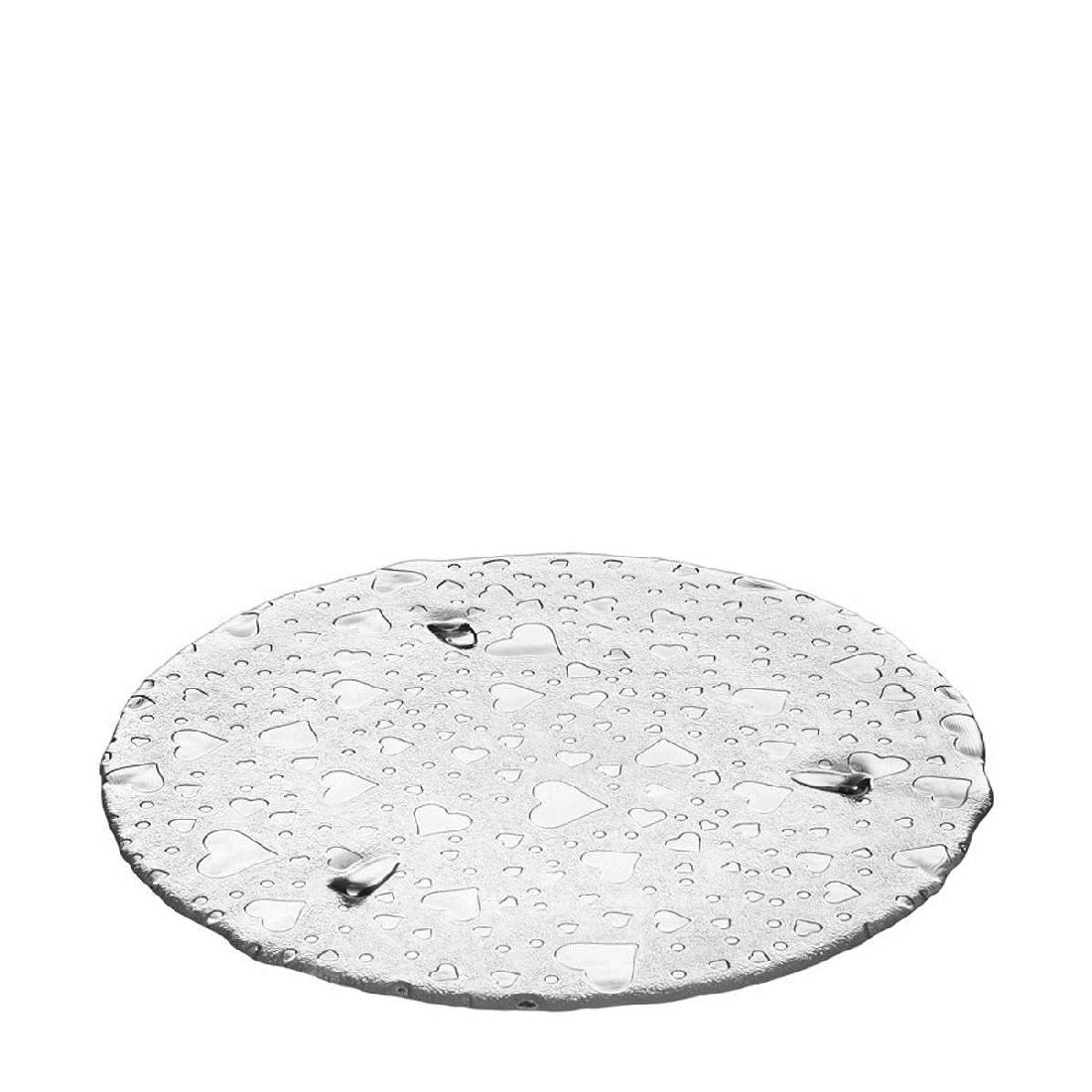 Tortenplatte Heart - 34 cm, Leonardo