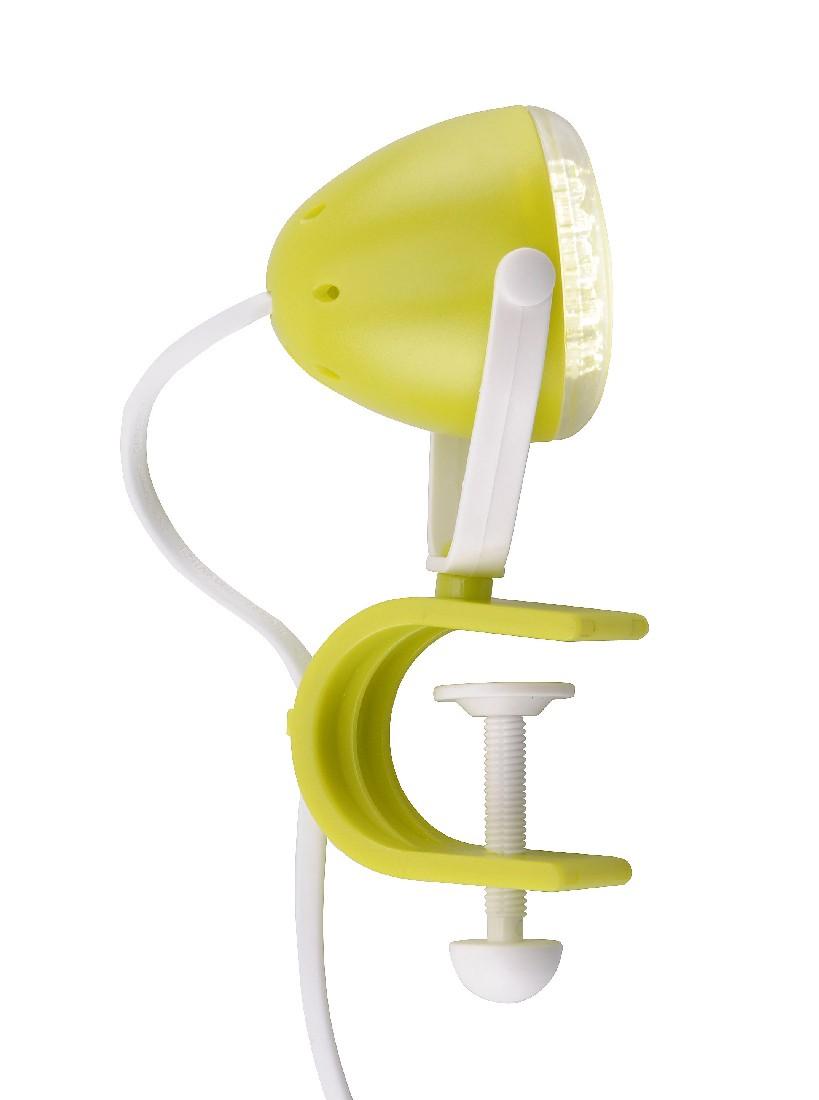 EEK A+, Klemmleuchte Podgy (LED) – Grün, Leuchten Direkt günstig bestellen